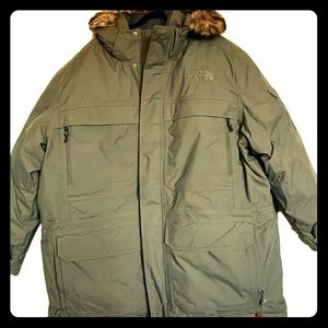 The North Face McMurdo iii 550 fill down parka